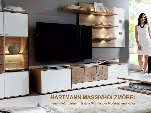 Holz, Möbel, Hartmann, Natur, Solitärmöbel
